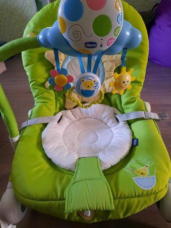 Кресло-качалка, шезлонг или переноска Chicco