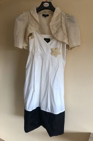 Sukienka i bolerko SIMPLE r.40