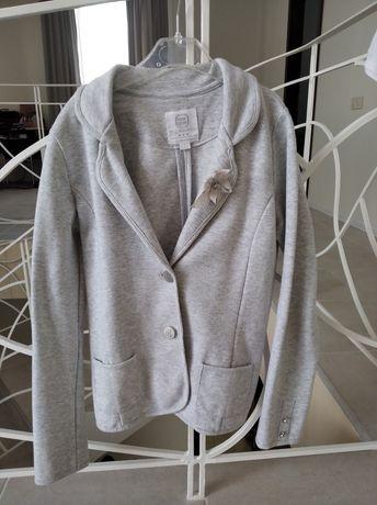 Стильный  пиджак для девочки