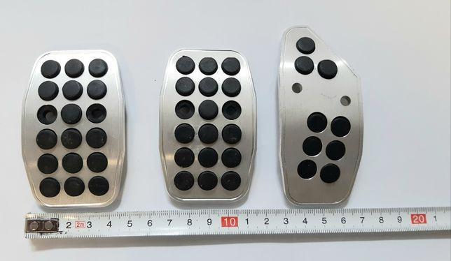 Nakładki aluminiowe nakładki na pedały
