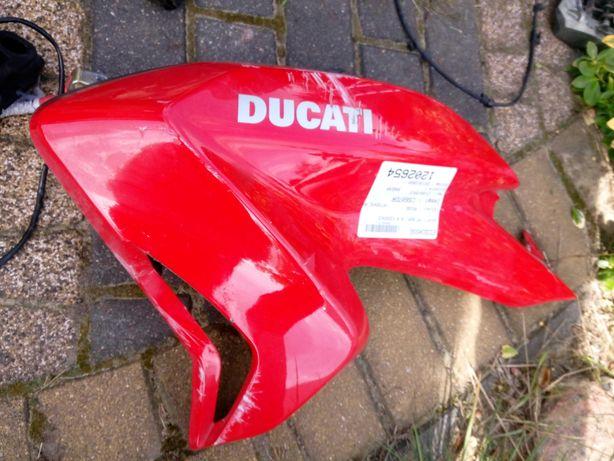 Ducati hypermotard 821 owiewka set podnóżek dźwignia zadupek
