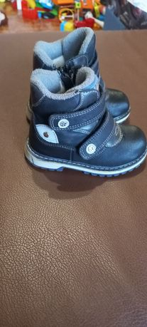 Ботинки зимові на хлопчика