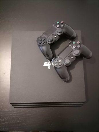 Vendo PS4 Pro 4K 1 TB