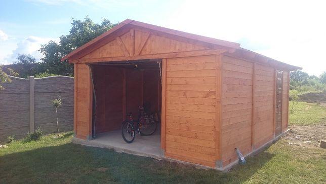 Garaż Leon z montażem
