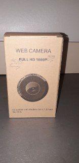 Веб-камера E-ACE Full HD с микрофоном для компьютера