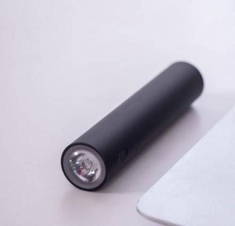 Фонарик Xiaomi Zmi Portable Flashlight + Power Bank 5000 мАч!