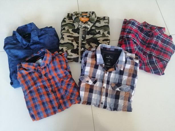 Koszule Reserved, House, Cropp M