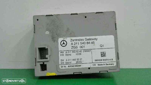 A2115408445  Módulo eletrónico MERCEDES-BENZ CLS (C219) CLS 320 CDI (219.322)