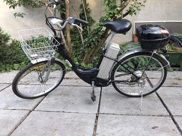 Велосипед из германии электро Move