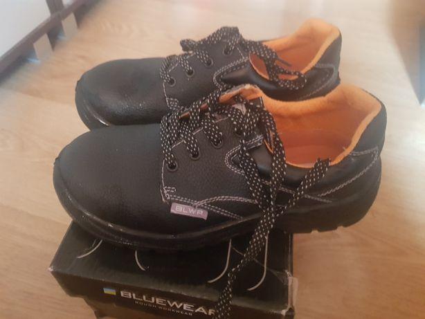 Buty robocze BHP obuwie ochronne