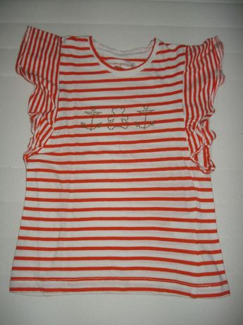 T-Shirt Lulu Castagnette - tam. 6 anos