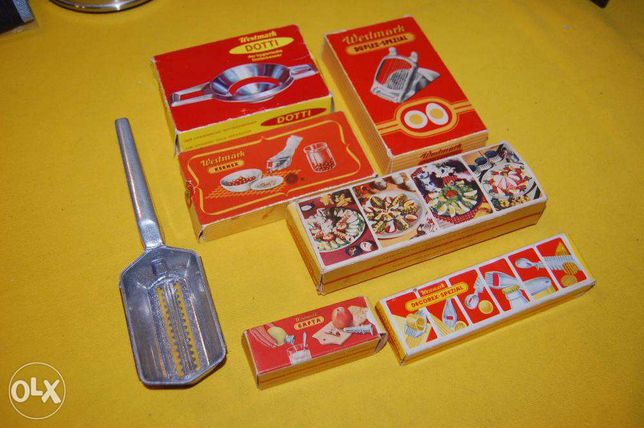 7 Utensílios de Cozinha Westmark Vintage - West Germany
