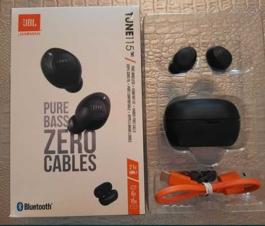 Auriculares Bluetooth True Wireless JBL