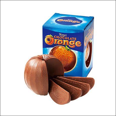 Шоколад Terry's Chocolate Orange, 157 грам