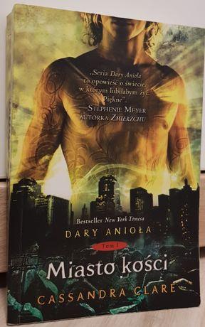 Dary anioła Miasto kości - Cassandra Clare