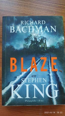 Książka Blaze - Richard Bachman, wstęp Stephen King Tanio!