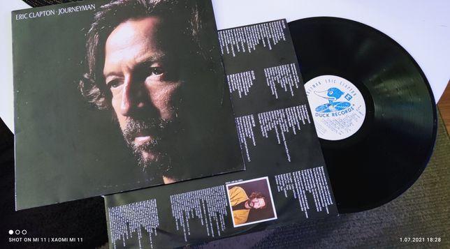 Eric Clapton-Journeyman, album winyl.