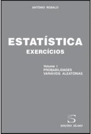 Estatística – Exercícios. Vol.1