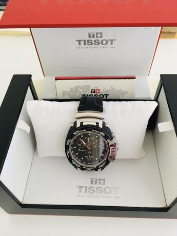 Relógio Tissot MotoGP de homem novo!