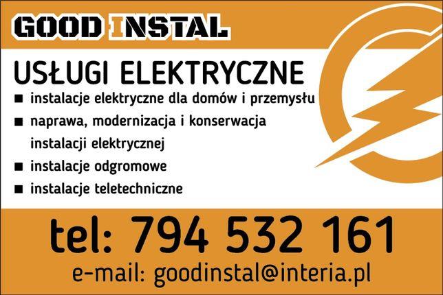 GoodInstal Instalacje Elektryczne
