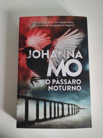 Livro: O Pássaro Noturno - Johanna Mo