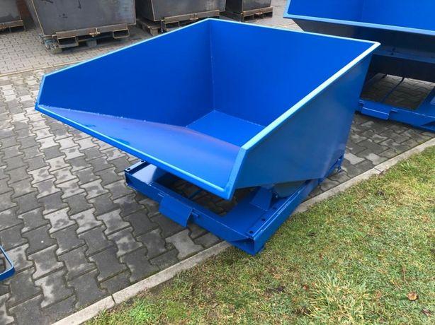 Kolebowy zbiornik do wózka widłowego 1,5 m3, producent