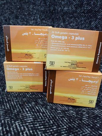 Omega 3 plus из Египта
