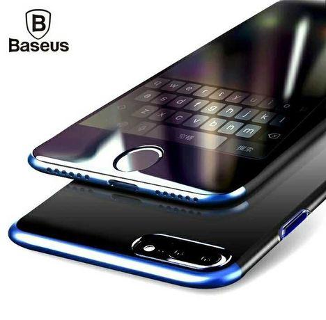 Capa iPhone 8Plus e 7Plus Novas Oferta Película