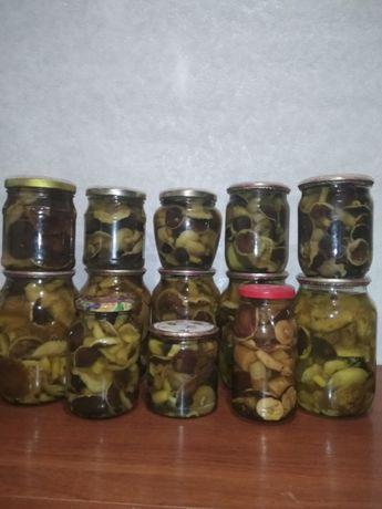 Продам смачні мариновані гриби