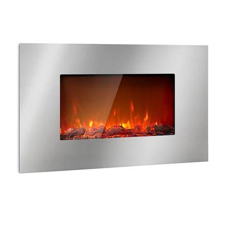 Электрокамин Klarstein Lausanne Luxe Fireplace