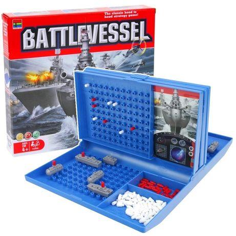 Gra Strategiczna Logiczna w Statki Bitwa Morska