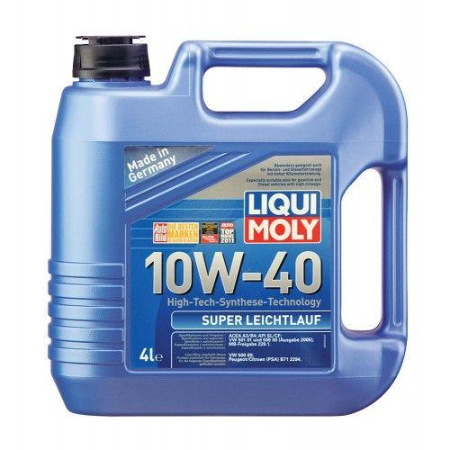 Liqui Moly Super Leichtlauf 10W-40 4л. Автомасла Киев - изображение 1