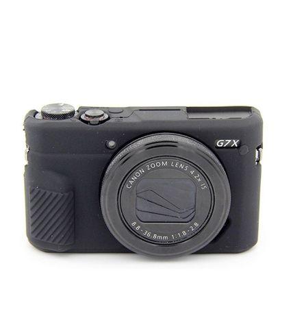 Силиконовый чехол для Canon G7X Mark 2 Mark 3