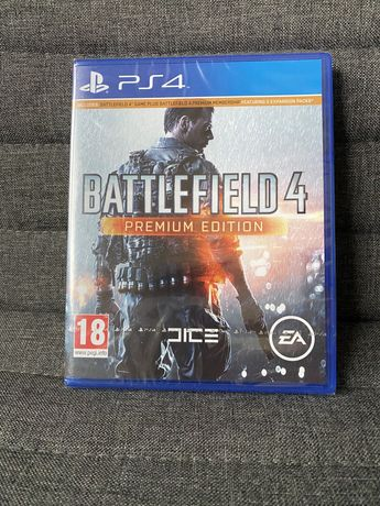 Gra PS4 Battlefield 4 Premium Edition nowa zafoliowana Playstation 4