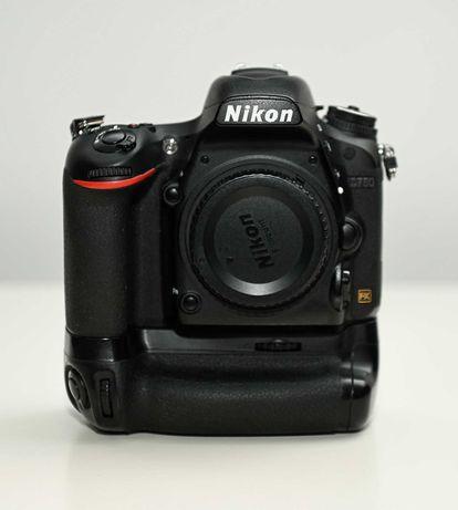 Aparat Nikon D750 + Grip + 2 x bateria Newell + pilot