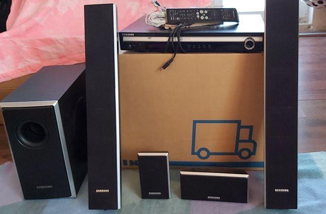 Samsung Ps Ftq22,zestaw, Kino domowe, głośniki, subower