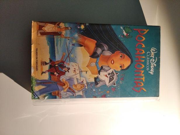 VHS Pocahontas Original