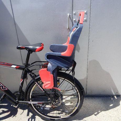 Сиденье детское для велосипеда.