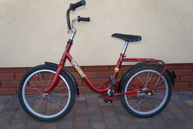 """rower rowerek dziecięcy Romet 18"""" cali polski solidny"""