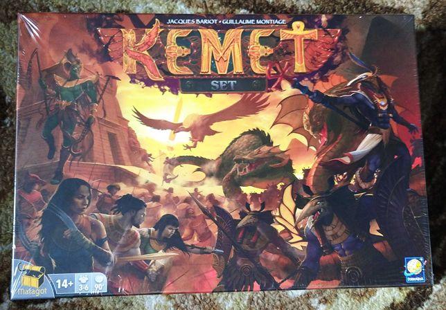 Kemet Set - dodatek do gry - nowy w folii