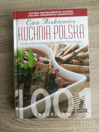 Książka kucharska kuchnia polska