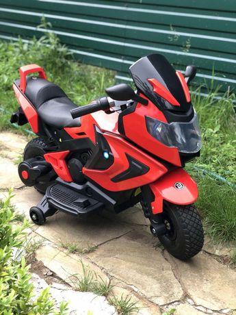 Електро мотоцикл детский