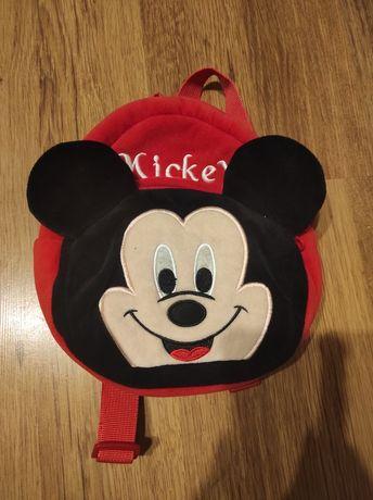 Plecak myszka Miki przedszkole