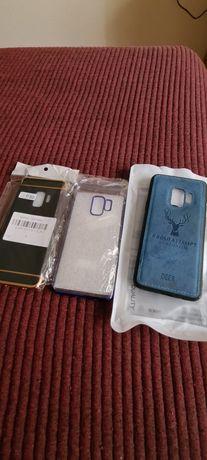 Capas para Samsung Galaxy s 9 novas