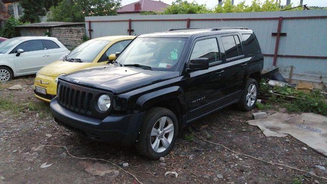 Jeep Patriot Compass Разбока авторазборка запчасти подбор запчастей