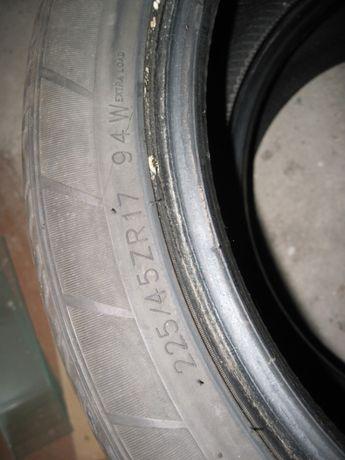 2-pneus 225/45-17