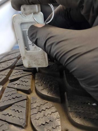 Sprzedam Opony Zimowe 185/55r16 Bridgestone