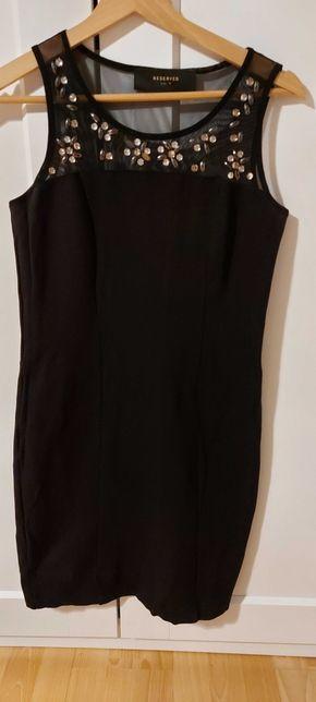 Sukienka Reserved, z kryształkami, rozmiar M