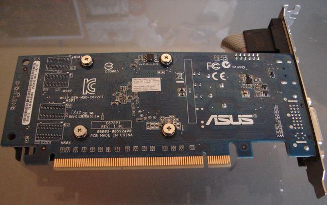 Karta graficzna ASUS EN210 Silent/DI/1GD3 - 1GB HDMI