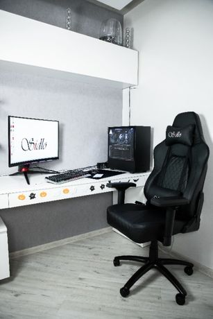 Геймерське крісло Геймерское кресло Комп'ютерне крісло SIDLO 2520